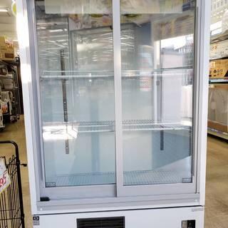 2011年製 ダイワ冷機 スライド扉 冷蔵ショーケース 301L