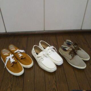 紳士様の靴