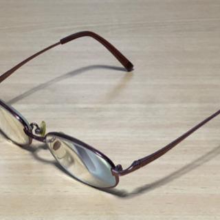 老眼鏡 メガネ uesd 女性向き アンクライン