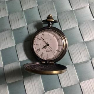 懐中時計 クォーツ