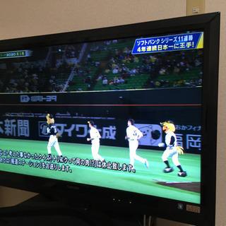 【値下げ】東芝 レグザ LEGZA 42型 LED 液晶テレビの画像