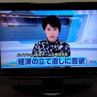 東芝REGZA-26V型テレビ 2010年製 26R1BDP