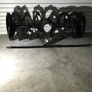 ヤンマー22馬力除雪機用オーガー