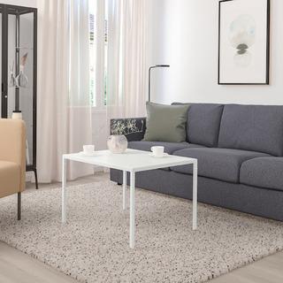 IKEA NYBODA リバーシブルテーブル ホワイト - 岡山市