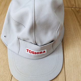 TOSHIBAユニフォーム (作業キャップ)