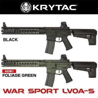 KRYTAC WAR SPORT LVOA-S FG 電動ガン ...