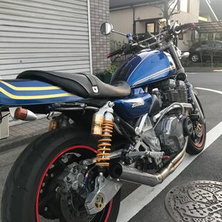 カワサキ ゼファー1100 - 江戸川区
