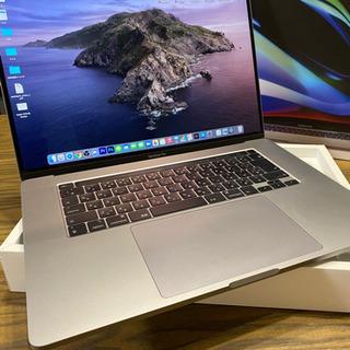 【ネット決済・配送可】MacBook pro 16インチ 32GB