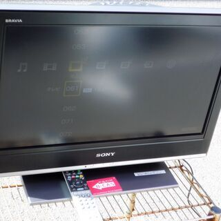 ☆ソニー SONY KDL-26J3000 BRAVIA 26V...