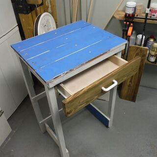 手作り家具の製作・補助