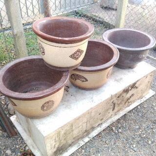 【ネット決済】植木鉢