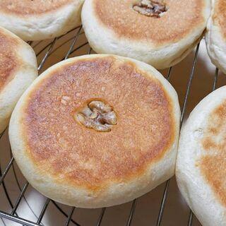 【女性専用教室】1月限定! 自家製ネギくる味噌の平焼きパン ~手...