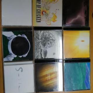 BUMPOFCHICKEN CD9枚