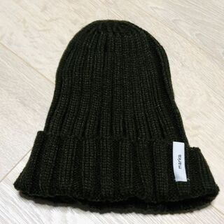 marka ニットキャップ(マーカ帽子)新品