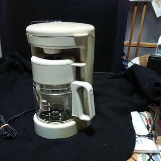 東芝コーヒーメーカー