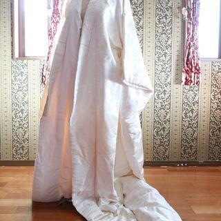 USED白無垢、和装婚礼用、生地取りやリメイクに