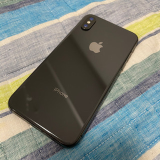 [受け渡し先決定]Apple iPhoneX SpaceGray...