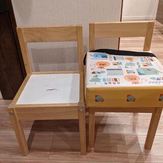 IKEA子供イス キッズチェア