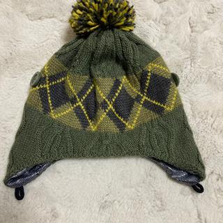 未使用*Columbiaニット帽