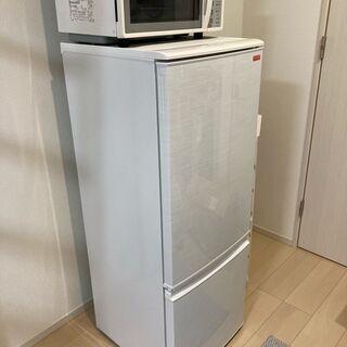 差し上げます!シャープ冷凍冷蔵庫 SJ-C17X (容量167L)