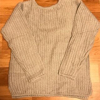 エゴイスト EGOIST 冬 おしゃれ かわいい セーター