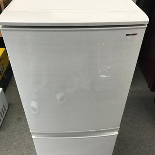 シャープ ノンフロン冷凍冷蔵庫 2018年製 137L SHARP