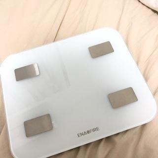 Bluetooth体重計譲ります。