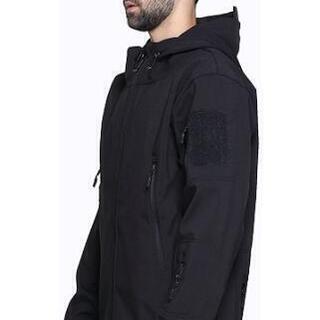 Yahoo完売新品未使用ソフトシェルジャケット ジャンパー 防風防水 メンズ - 服/ファッション