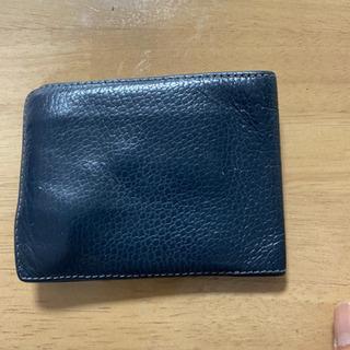 ビビアンウエストウッドの二つ折りの財布(メンズ)