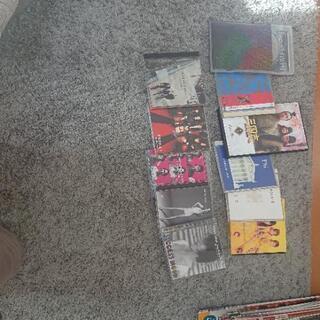 【ネット決済・配送可】CD ,DVDセット