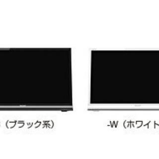 SHARP AQUOS (型番 lc32j9)黒色