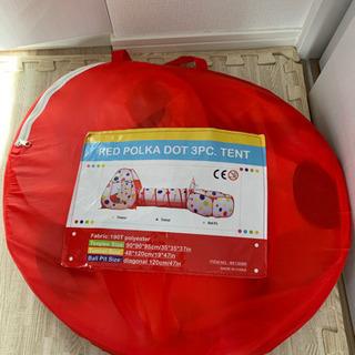 子供用テント カラーボールのセット