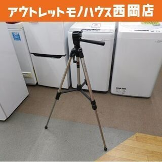 オーディオテクニカ ビデオカメラ用三脚 ATV-474 伸長/縮...