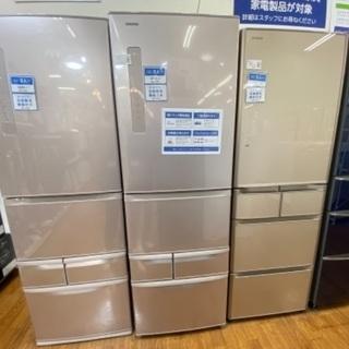 【トレファク南浦和】TOSHIBA 5ドア冷蔵庫 2017…