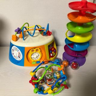子供用おもちゃ 3点セット