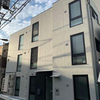 家賃のみ即日入居OK☆1~4名/短期(長期も歓迎)新築マン…