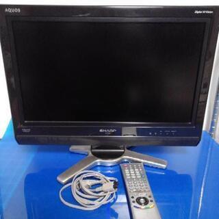 SHARP 液晶テレビ