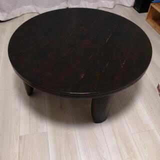 テーブル ちゃぶ台の画像
