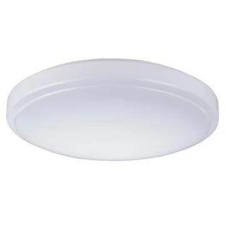 LEDシーリングライト 8畳用 電球色 4段階調光 E-Bright LE-Y30L8K-W st06-0664 オーム電機の画像