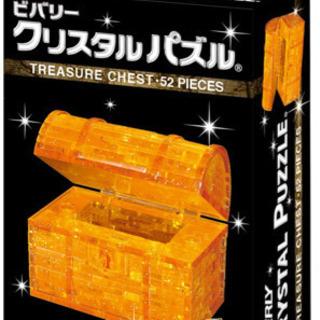 【宝箱】クリスタルパズル