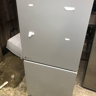 中古良品 冷蔵庫 ユーイング 14年製 2ドア 110L