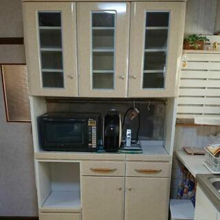 【ネット決済】【食器棚キッチンボード】