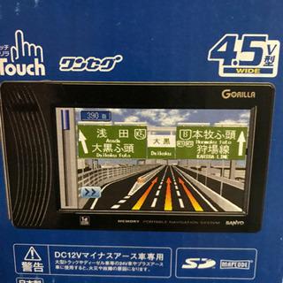 mini GORILLA NV-SB260DT メモリーポータブ...