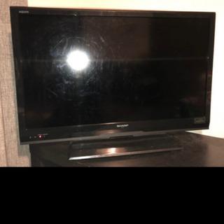 AQUOS32型テレビ ジャンク品