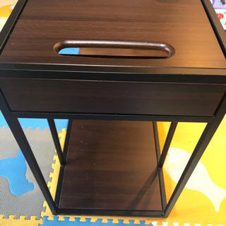 ソファ サイドテーブル ブラウス