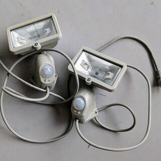 センサー式ライトをお譲りします