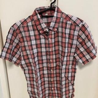 【ネット決済】美品 キッズ ワイシャツ Mサイズ