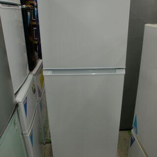 【クリーニング済】ワールプールジャパン 225L2ドア冷凍冷蔵庫...