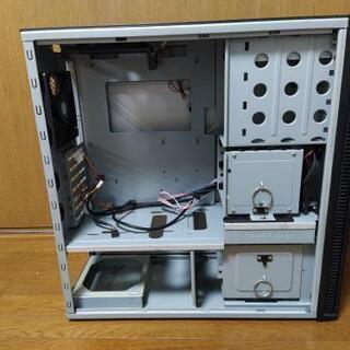 無料 antec  p180 差し上げます - パソコン