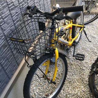 20インチ自転車の画像